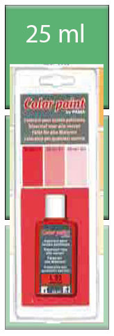 Color Paint colorant universel pour peinture format 25 ml